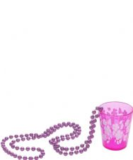Shot Glass & Beads